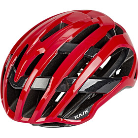 Kask Valegro Bike Helmet red